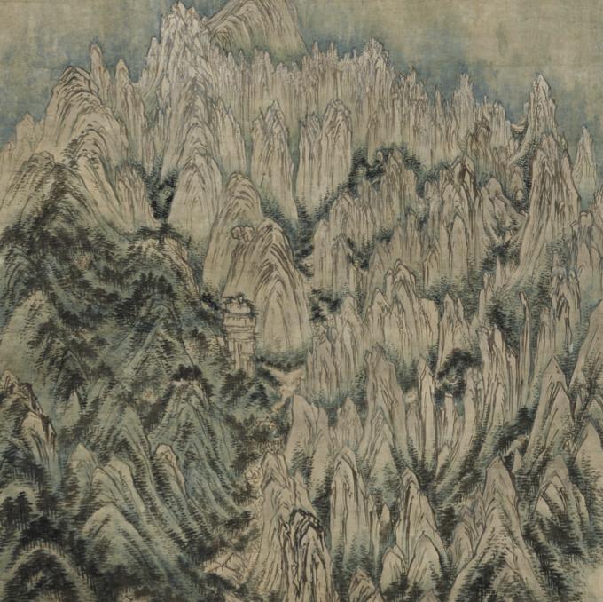 Leben und Kunst des Gyeomjae Jeong Seon